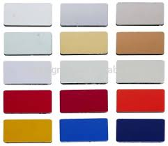Color Chart Alucobond Aluminum Composite Panel Buy Alucobond Color Chart Alucobond Aluminum Composite Panel In Dubai Wall Panel Product On