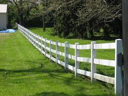 Black Vinyl Horse Fence Horse Fencing 101 Black Vinyl Fence L