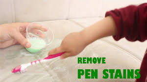 pen ink stain removal. Exellent Stain How To Remove Pen Stains Easily  Simplekidscrafts  YouTube In Pen Ink Stain Removal I
