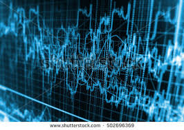 Live Market Quotes Mesmerizing Stock Market Quotes On Display Live Stock Photo Edit Now 48
