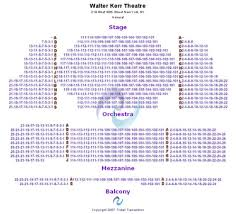 Springsteen On Broadway Seating Chart Walter Kerr Theatre Tickets In New York Walter Kerr Theatre