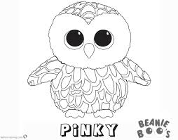 Hoot Hoot The Owl From Pokemon Coloring Page