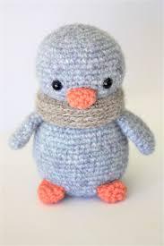 Penguin Crochet Pattern New Decorating Design