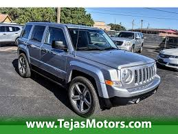 tejas motors used cars lubbock tx here pay here tejas motors used cars lubbock tx here pay here 2017 jeep patriot sport fwd