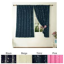 keep your home insulated with these thermal blackout curtains available in a variety of colors these thick curtains keep rooms dark no matter how bright