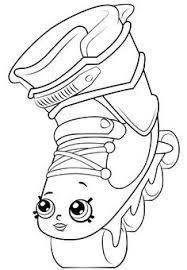 Inspirational Shopkins Roxy Ring Coloring Pages Teachinrochestercom