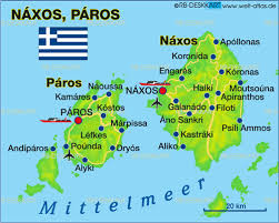 map of paros (greece) map in the atlas of the world world atlas Naoussa Greece Map Naoussa Greece Map #30 naoussa greece map