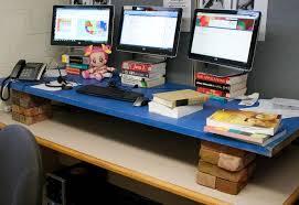 a stand up desk a better ergonomic workstation