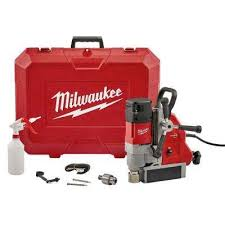 home depot milwaukee tools. 13 amp 1-5/8 in. magnetic drill kit home depot milwaukee tools