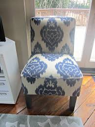 target swoop arm chair luxury furniture studded accent chair tar slipper chair