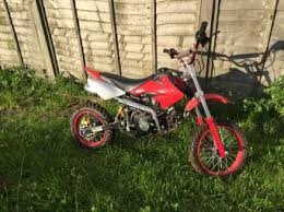 pit bikes used motorbikes buy and sell in the uk and ireland