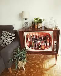 Lieblingsmöbelstück Bar Barschrank Vintage Interior