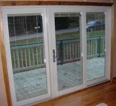 3 panel patio door patio 3 panel sliding patio door house to garage door sliding