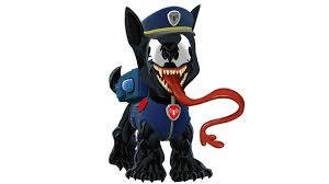 Paw Patrol || Venom Coloring Pages for Kids - YouTube