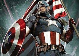 <b>Captain America</b> – New <b>Cosplaysky</b>