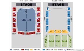 Modell Lyric Seating Chart Tickets For The Love Of Baltimore Md At Ticketmaster