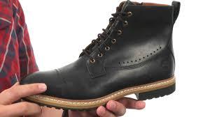 "Timberland West Haven 6"" Side Zip Boot SKU:8553358 - YouTube"