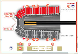 Maps And Seating Charts Route 66 Raceway