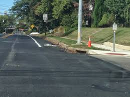 greater philadelphia bicycle news  new bike lanes on susquehanna rd photo steve spindler