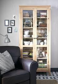 glass door cabinet image collections doors design modern hemnes ikea assembly instructions