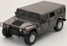 Hummer H1 RC Model Car 1:8 Scale | De Agostini | ModelSpace