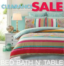 Bed Bath N' Table October Catalogue 2013 by Bed Bath N' Table - issuu & Bed Bath N' Table Clearance Sale Catalogue Adamdwight.com