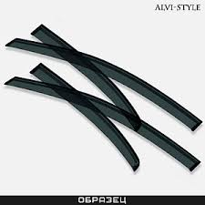 <b>Дефлекторы Alvi</b>-<b>Style</b> на <b>Skoda</b> Kodiaq (<b>Шкода</b> Кодиак) — купить ...