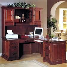 Corner Desk And Hutch Bunch Ideas Of Corner Office Desk Hutch With