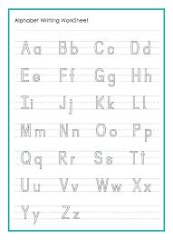 Writing Practice Worksheets For Kindergarten Word Family Phonics And ...