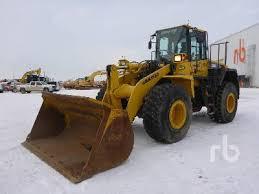 edmonton ab in nisku alberta by ritchie bros auctioneers 2007 komatsu wa380 6 kmtwa095c57a53279 wheel loaders
