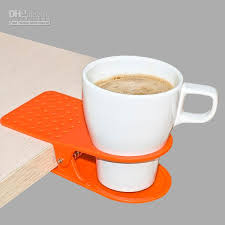 2018 cup holder clip office hs4 table desk drink cans coffee from yiwu china 6 52 dhgate com