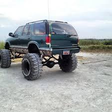 Chevy trail blazer | Trucks | Pinterest | 4x4, Chevrolet and Chevy s10
