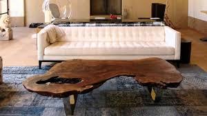 coffee tables ideas wood slab coffee table plans wood
