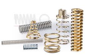 types of compression springs. the springulator® features four different types of compression spring calculators, which check stress and provide design information. springs e