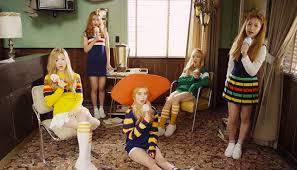 Hello Asia New Music Video Red Velvet Ice Cream Cake South