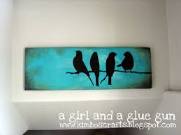 Diy Canvas Painting Diy Canvas Painting Ideas Girl And A Glue Gun Diy Your Own