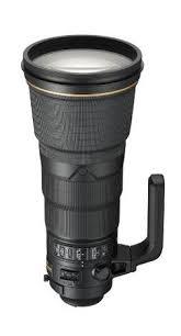 Nikon Af S Fx Nikkor 400mm F 2 8e Fl Ed