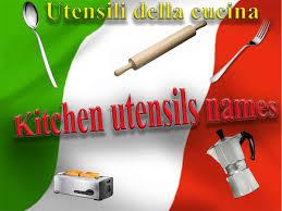 kitchen utensils names. Kitchen Utensils Names H