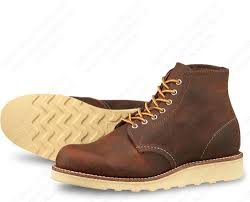 Red Wing Size Chart Red Wing Heritage Womens 6 Inch Round Style No 3451