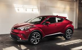 2018 toyota new suv. plain 2018 toyota nysetm took the wraps off of us version its allnew chr  this past week the 2018 is a new small suv with dramatic styling  with toyota suv