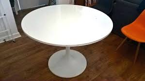 ikea white round dining table decoration white round dining table for room sets ikea bjursta white extendable dining table