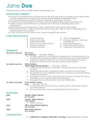 Sample Resume For Canada Beautiful Life Skills Trainer Sample Resume