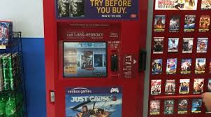 Own A Redbox Vending Machine Custom Round One Of Disney V Redbox The 'Force' Was Not With Disney