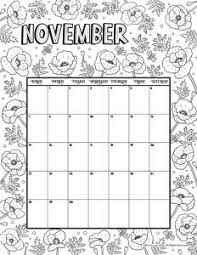 Hundreds of free spring coloring pages that will keep children busy for hours. Printable Coloring Calendar For 2021 And 2020 Woo Jr Kids Activities
