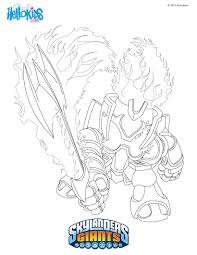 Ignitor Coloring Page If You Are