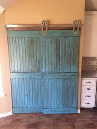 pantry barn doors sliding