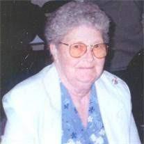 Eugenia B. Crosby Obituary Obituary - Visitation & Funeral Information