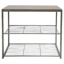 rack. 3tier shoe rack gray threshold