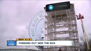 Vending Machines Cleveland Ohio Enchanting Car Vending Machine Coming To Northeast Ohio Tower Going Up In