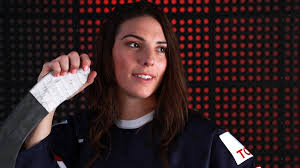 Hockey Superstar Hilary Knight on What to Expect at the Winter Olympics